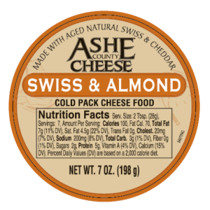 Swiss almond